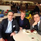 Павло Хазан зустрівся з представниками Єврокомісії та Європарламенту