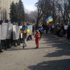 Ukraine: violence must end