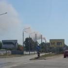СМОГ. Придніпровська ТЕС відключила електрофільтри
