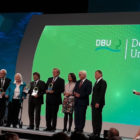 NATIONAL AWARD FOR BUND/FOE GERMANY'S 'GREEN BELT'